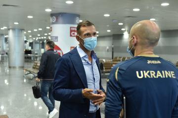 Ukraine approach Euro opener versus Dutch with respect – Shevchenko