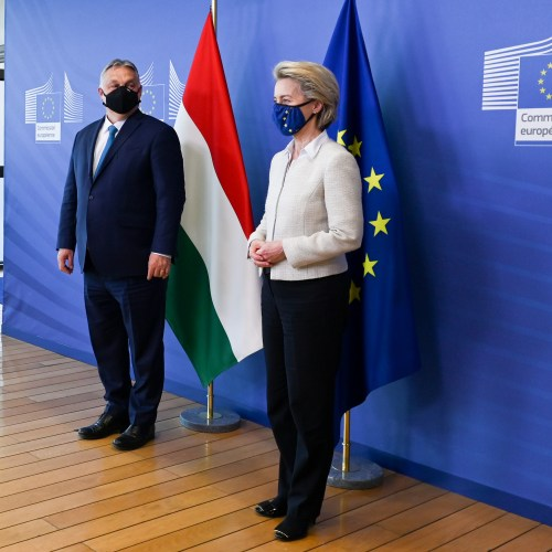 Respect LGBT rights or leave EU, Hungary's Orban told