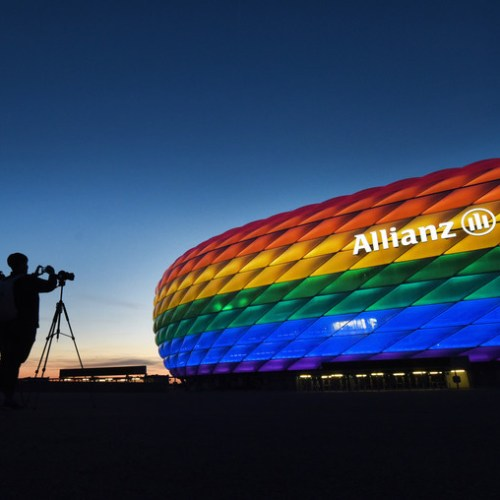 UEFA turn down request for 'rainbow lights' in Munich