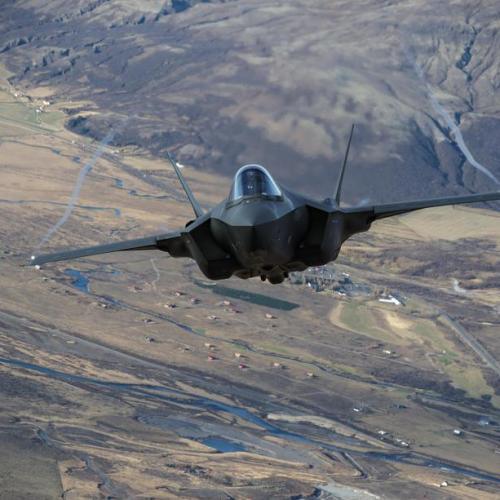 Swiss pick Lockheed Martin's F-35A as next fighter jet