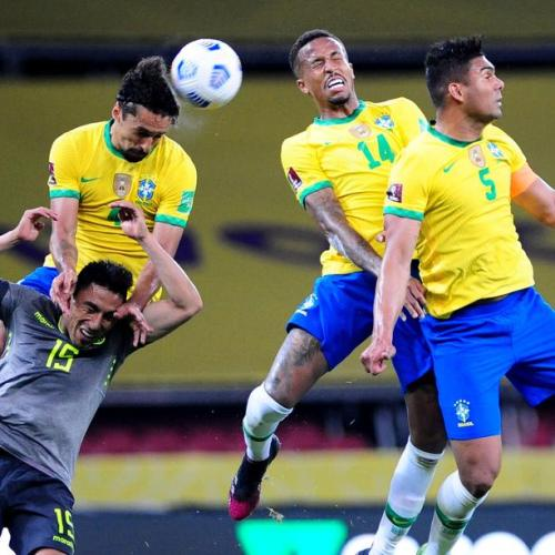 Richarlison, Neymar score in Brazil's 2-0 win over Ecuador