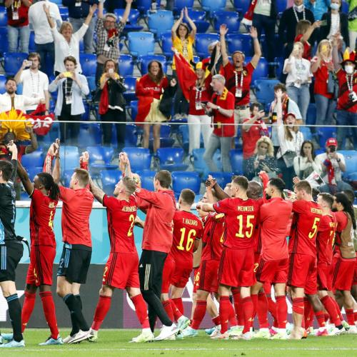 Analysis – Belgium show their potential with classy display
