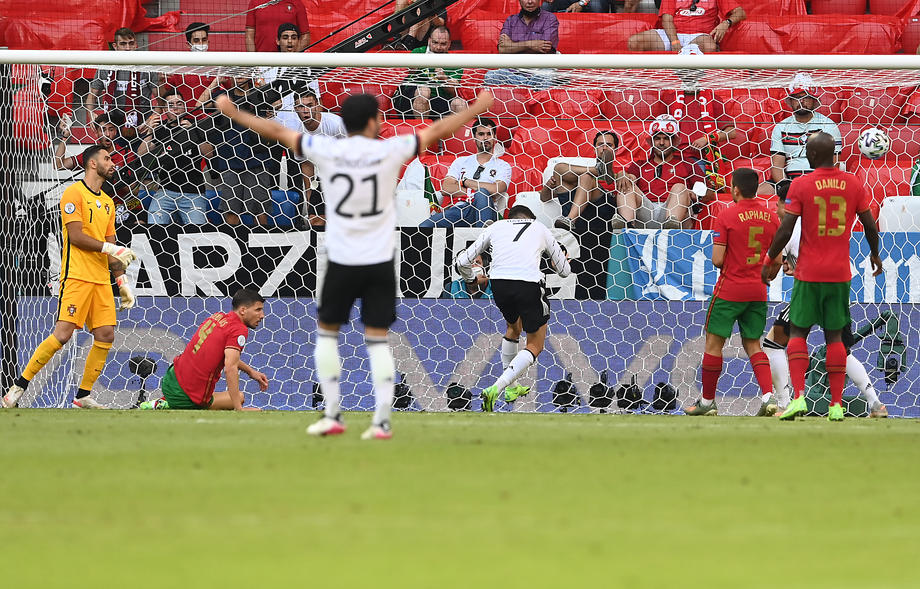 Germany bounce back with statement 4-2 win over Portugal