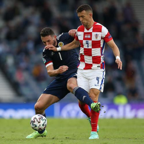 Croatia's Perisic to miss Spain game after positive COVID-19 test
