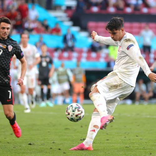 Morata rises to occasion as Spain outlast Croatia in eight-goal thriller