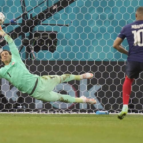 Mbappe apologises for shootout miss as France crash out