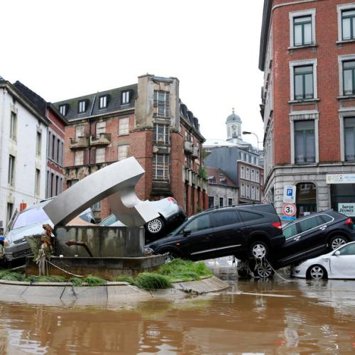 UPDATED: At least 44 dead in floods in western Europe, dozens missing