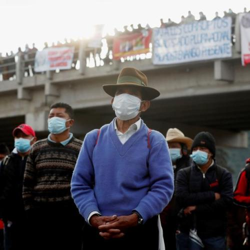 Guatemalans protest for second day against corruption