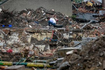 Belgium hit with renewed flooding amid heavy rain