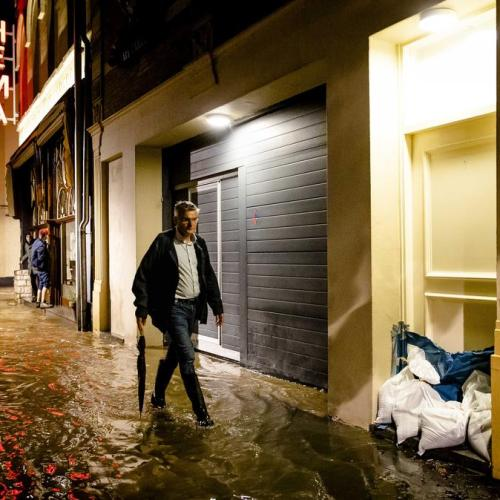Photo Story: Flooding in the Netherlands
