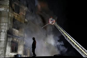 Fire at Bangladesh juice factory kills 52, many feared trapped