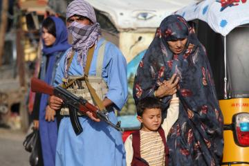 Afghan neighbours wary of new refugee crisis as violence surges