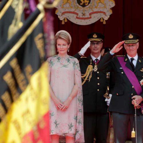 Photo Story: Belgium celebrates National Day
