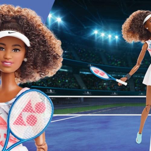 Tennis star Osaka gets own line of Barbie dolls