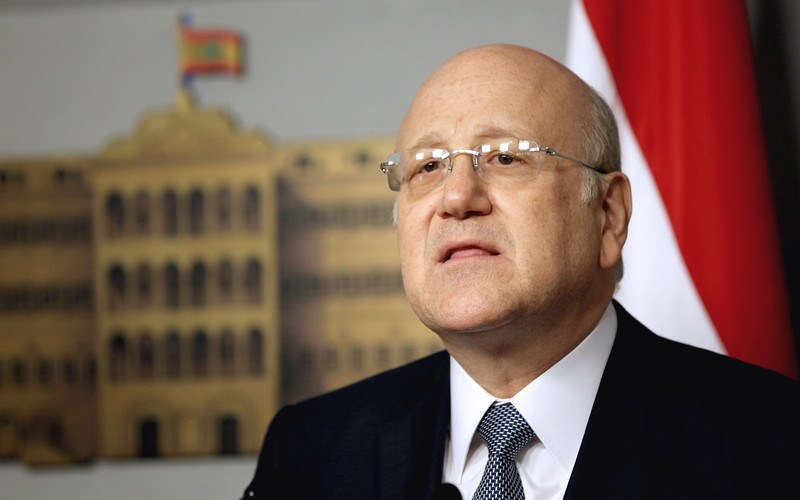 UPDATED: Lebanon's Mikati secures majority to be nominated PM-desginate