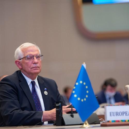 EU calls Turkish plans for Cyprus unacceptable