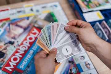 Monopoly-maker Hasbro revenue surges as TV, film business bounces back