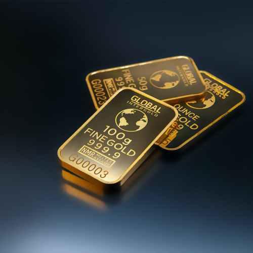 Gold ticks up on virus fears; U.S. jobs data awaited