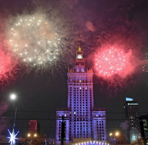 Polish opposition seeks ban on fireworks to protect animals – Reports