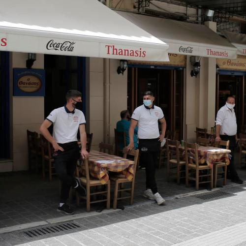 Greece to require proof of COVID vaccination at indoor restaurants
