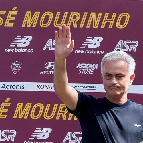 Roma is a different kind of challenge, it will take time, says Mourinho