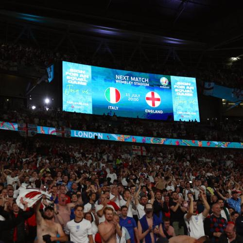 Five Italy, three England players in Euro 2020 team of the tournament