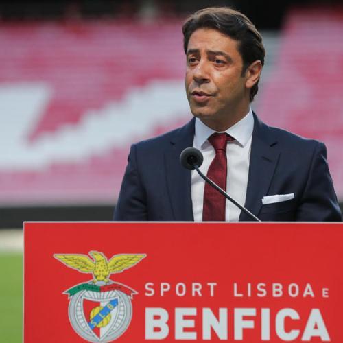 Benfica names former player Rui Costa as president