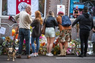 Photo Story – Third day after attack on Peter R. de Vries