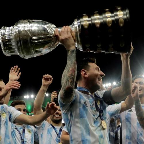 Argentina beat Brazil 1-0 to win Copa America, 1st major title in 28 years