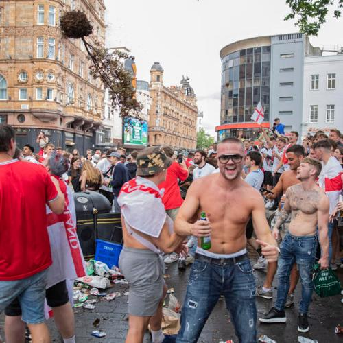 UEFA investigating Wembley clashes, charge England FA after Euro final