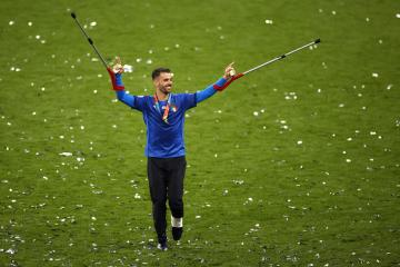 Italy hero Spinazzola aiming for November return from injury