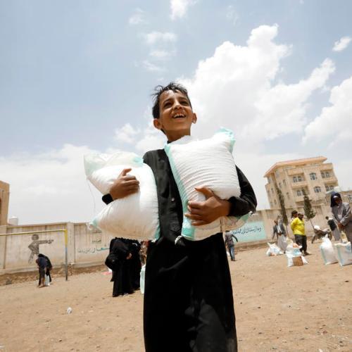 Photo Story – UN warns of acute food insecurity in war-ridden Yemen
