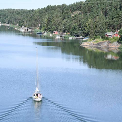 EPA's Eye in the Sky: Parainen archipelago, Finland
