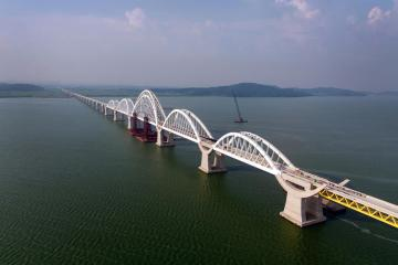 EPA's Eye in the Sky: Pyeongtaek and Asan bridge, South Korea