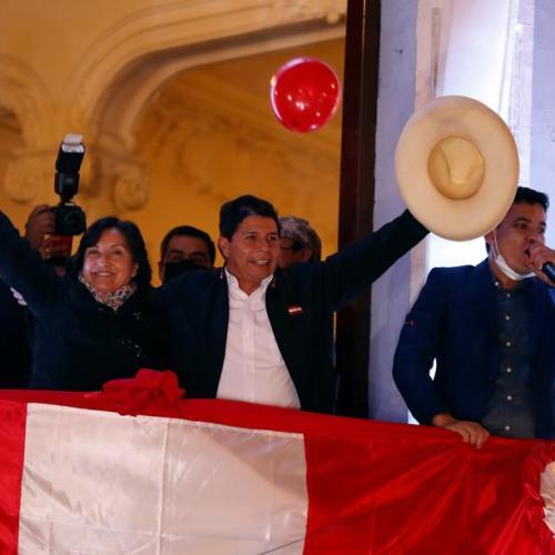 Peru socialist Castillo confirmed president after lengthy battle over results