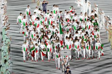 Six Italian athletes in quarantine after contact with COVID-19 case