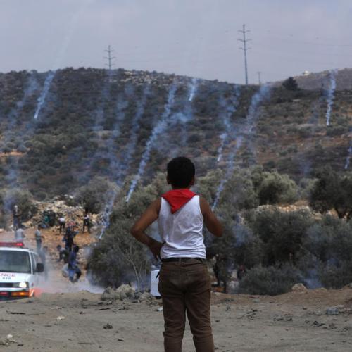 Israeli troops kill Palestinian teen in West Bank clash – Palestinian officials