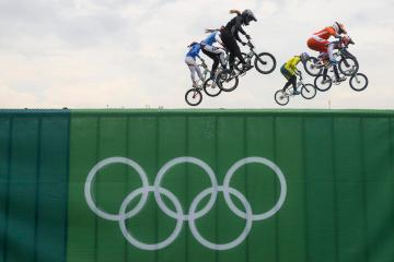 Photo Story – Olympic Games 2020 Cycling BMX Racing