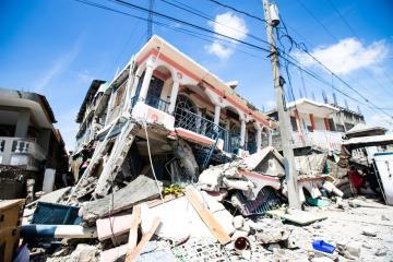 Update – At least 227 killed as magnitude 7.2 quake strikes western Haiti – Officials