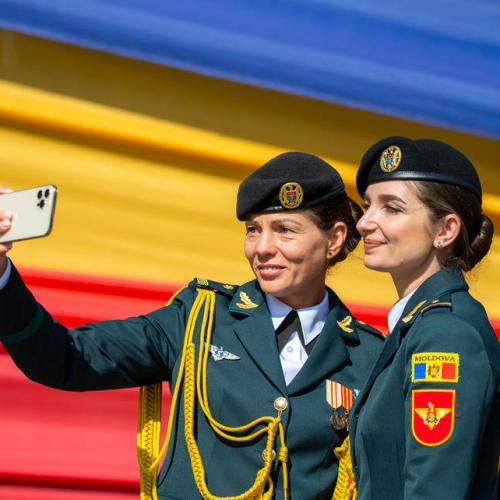 Photo Story: Moldova celebrates 30 years of independence