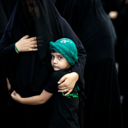 Photo Story: Ashura Day in Istanbul