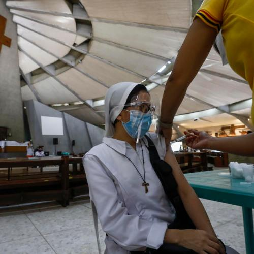 Philippines reports second largest daily COVID-19 infections