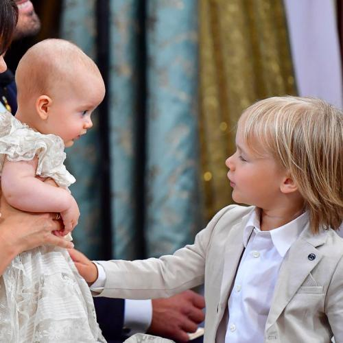 Photo Story: Christening ceremony of Prince Julian in Stockholm