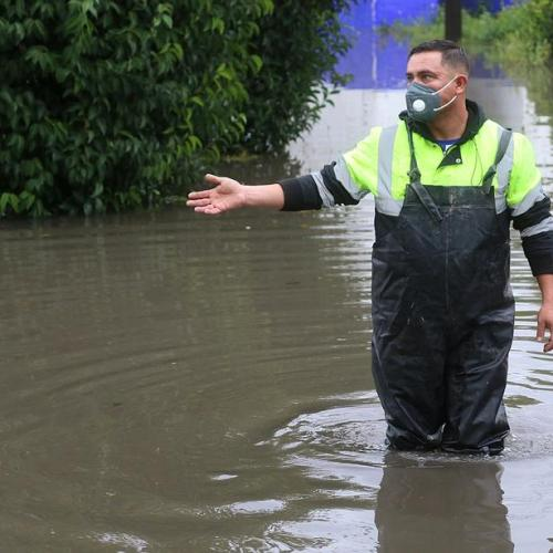 Hurricane Grace unleashes severe flooding in Mexico, killing eight