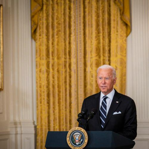 UPDATED: Biden says United States would come to Taiwan's defense