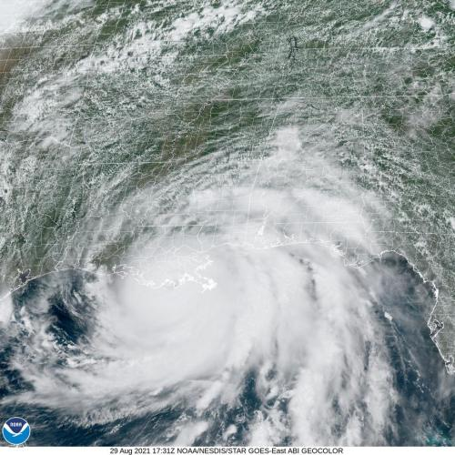 UPDATED: Ida loses punch, levees hold, but Louisiana expects more rain and flooding
