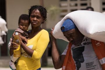 Foreign aid trickles into rural Haiti amid struggle to count victims