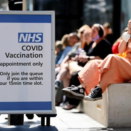 COVID lockdowns only used as last resort, says UK PM's spokesman