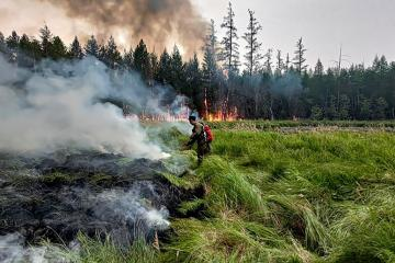 Vast wildfires in Russia's Yakutia set emissions record – monitor