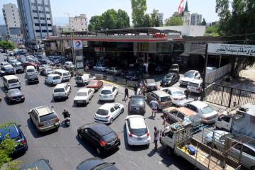 Lebanon raises fuel prices by 66% as it tries to ease shortages